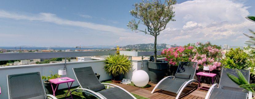 ma terrasse a marseille dernier etage vue mer 13008 3