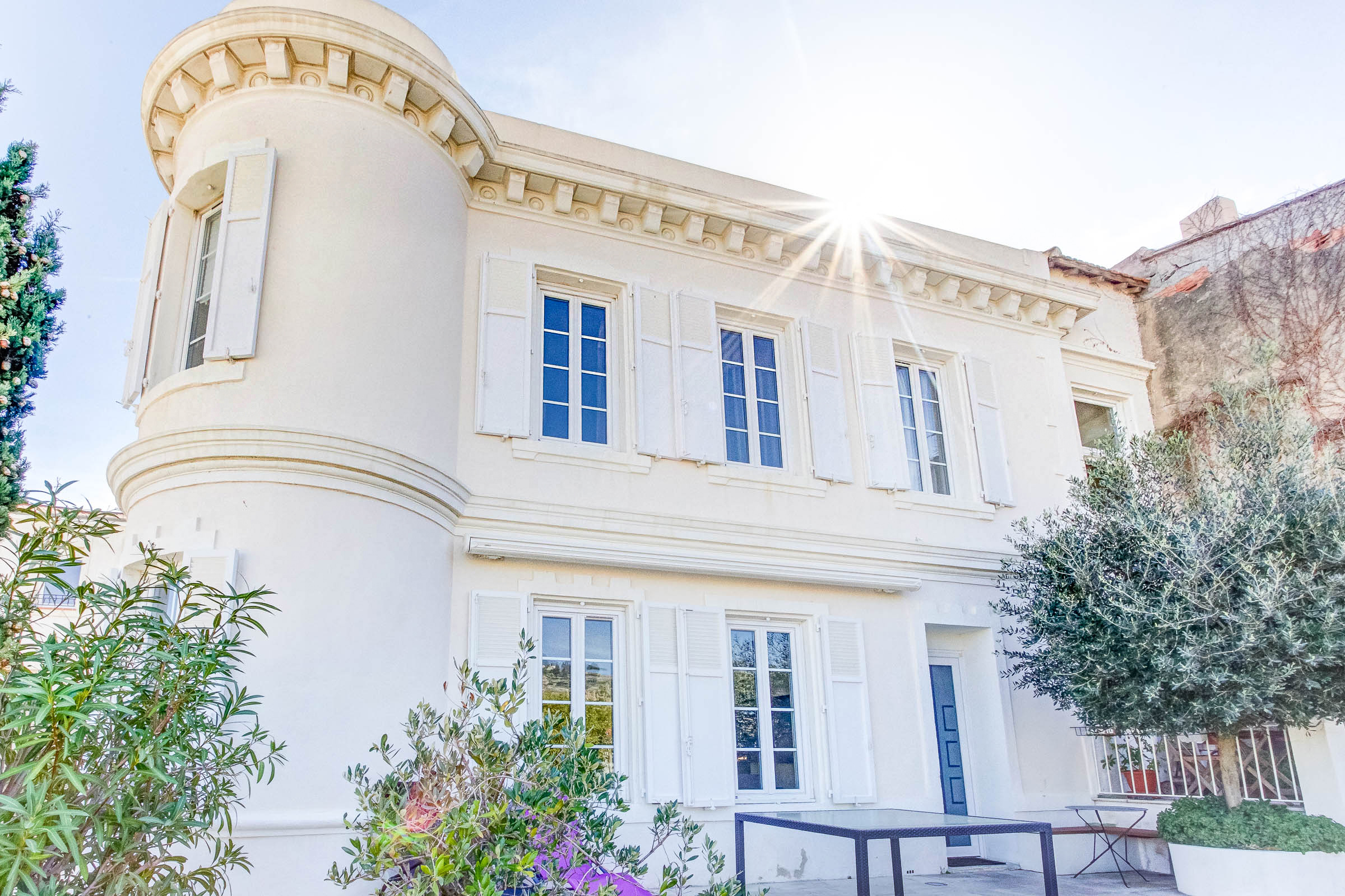 Hôtel particulier au sommet de Vauban