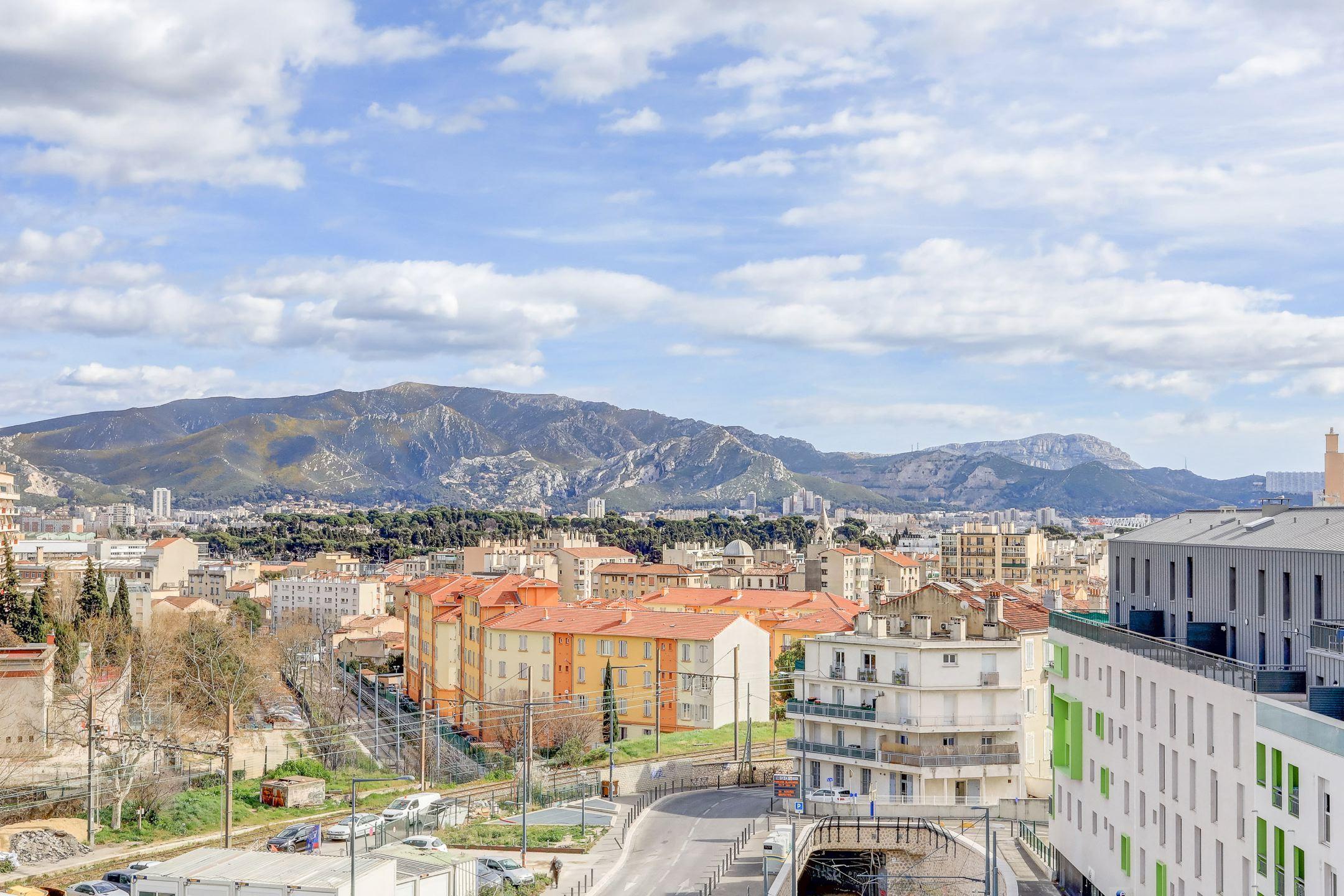 Les monts de Marseille plein les yeux