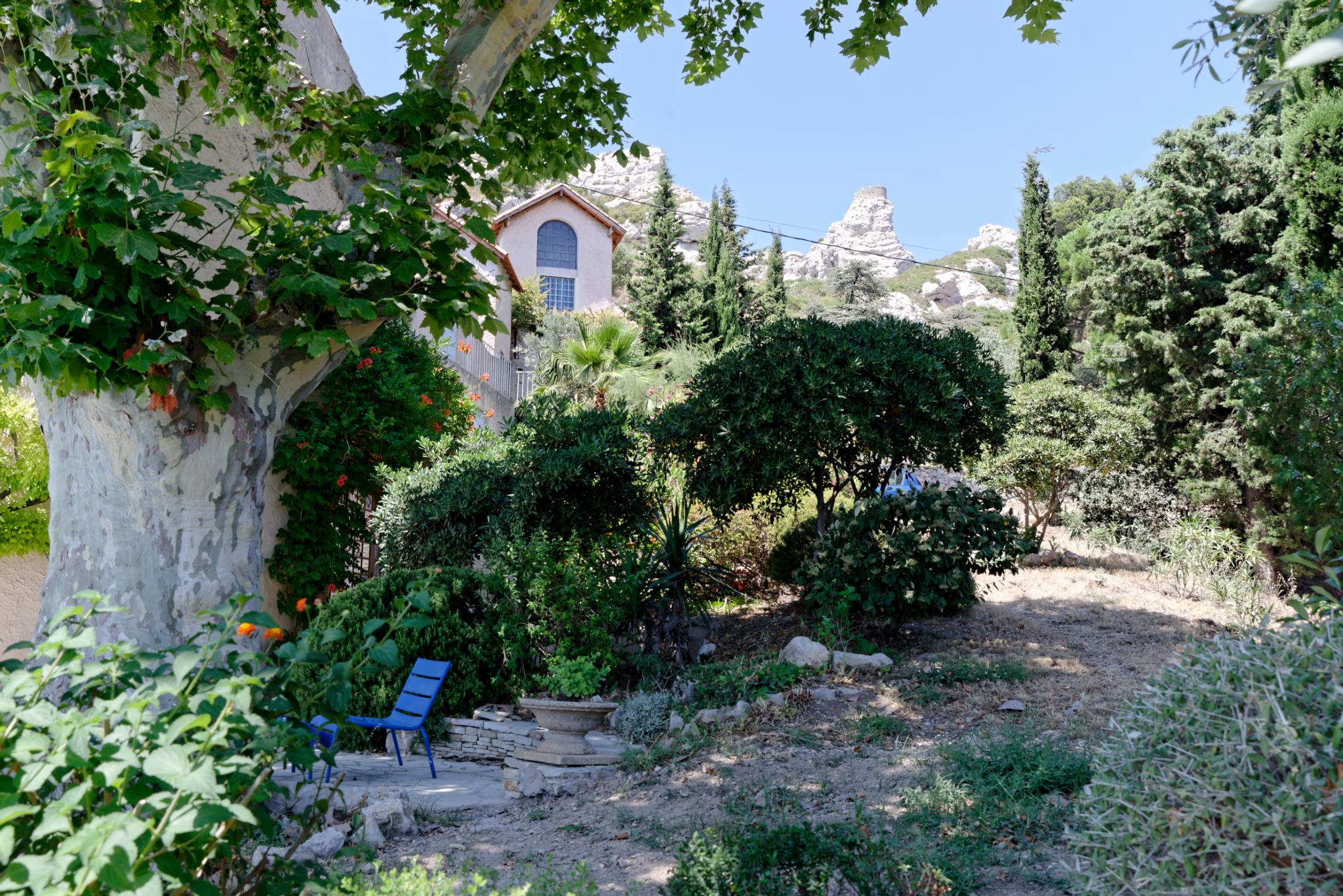 Sur les terres de Cézanne