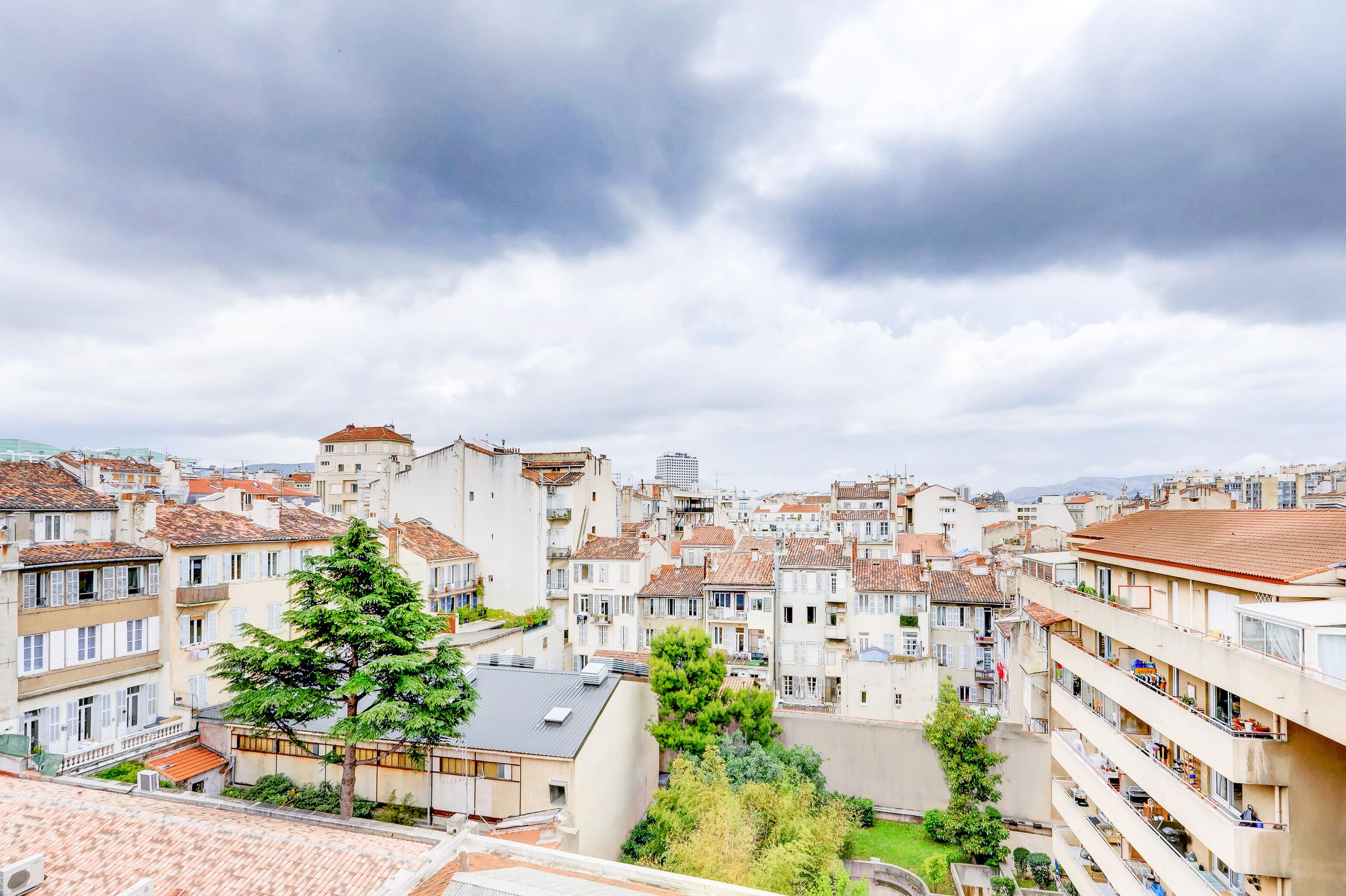 Duplex en dernier étage – Marseille Préfecture