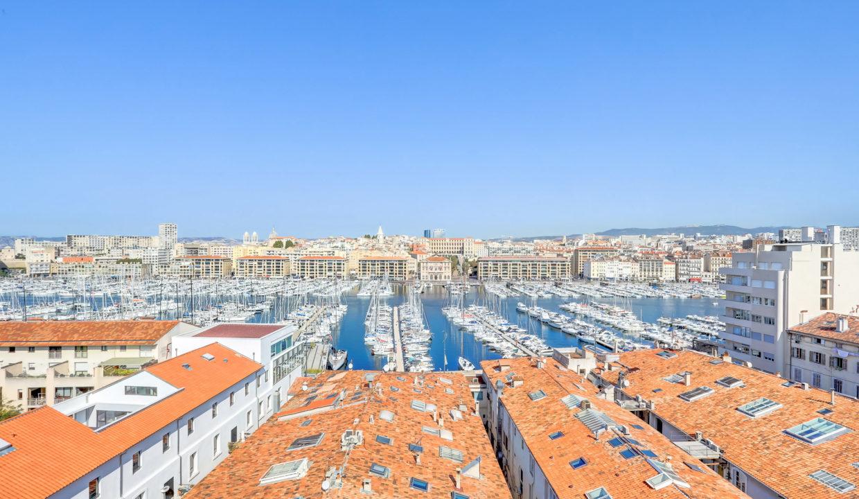 ma terrasse marseille vue vieux port 1