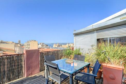 ma terrasse marseille vue vieux port 10