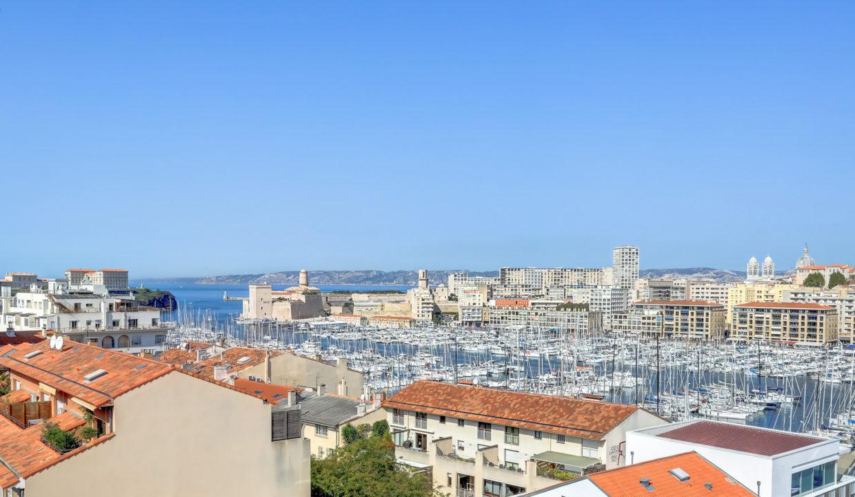 ma terrasse marseille vue vieux port 11