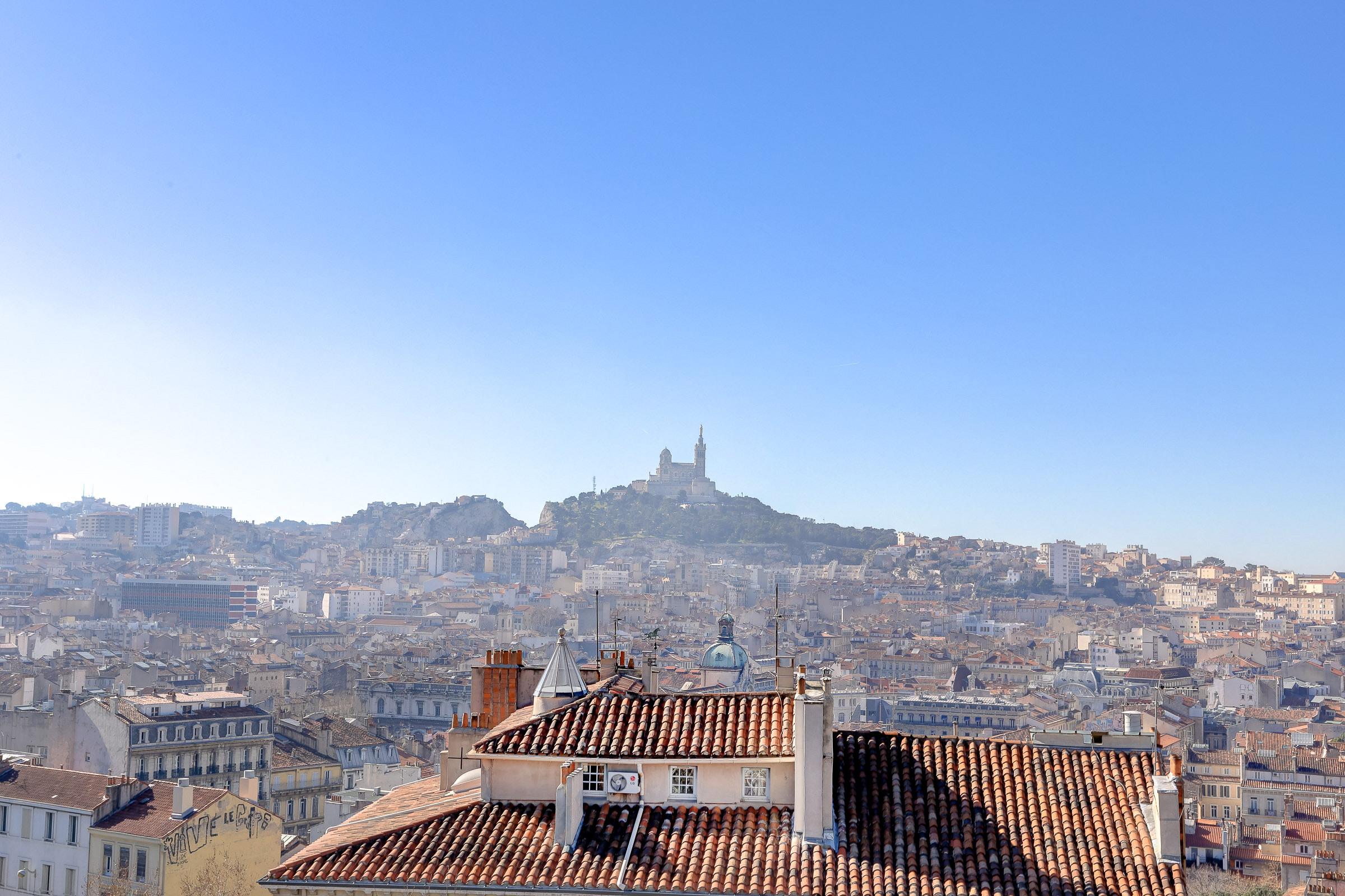 360 ° Marseille à vos pieds